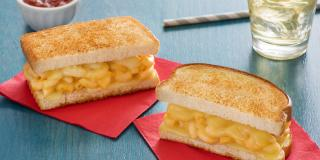 Gruyère Mac and Grilled Cheese with Chipotle